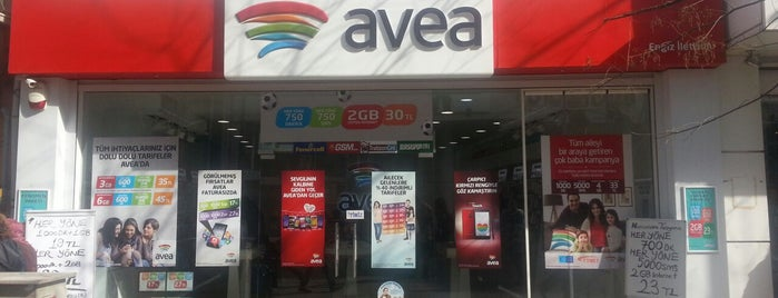 Avea is one of Eskişehir avea Bayileri.