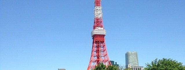 Shiba Park is one of my fav tokyo spot.