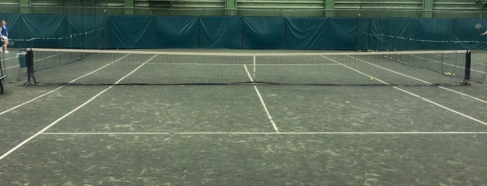 Midtown Tennis Club is one of A.