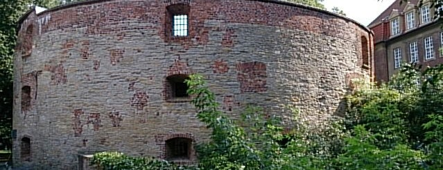Der Zwinger is one of Münster - must visit.