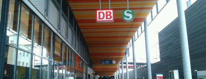 Bahnhof Ludwigsburg is one of Bahnhöfe Deutschland.