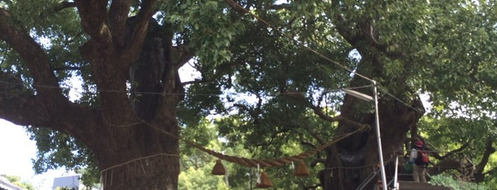 山王神社 is one of ひとりたび×長崎.