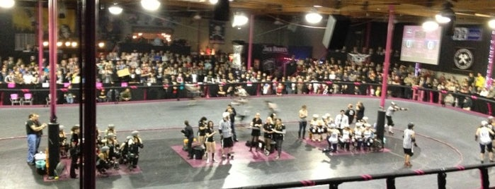 Doll Factory (L.A. Derby Dolls) is one of Cool things to see and do in Los Angeles.