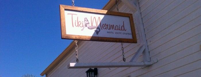 Tiki Mermaid is one of On The Water.