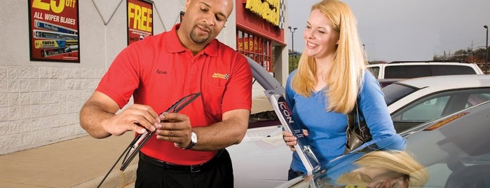 Advance Auto Parts is one of stores.