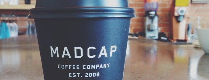 Madcap Coffee is one of #ThirdWaveWichteln Coffee Places.