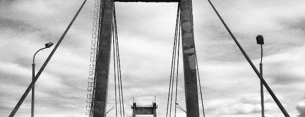 Рыбальский мост is one of не хлебом единым...