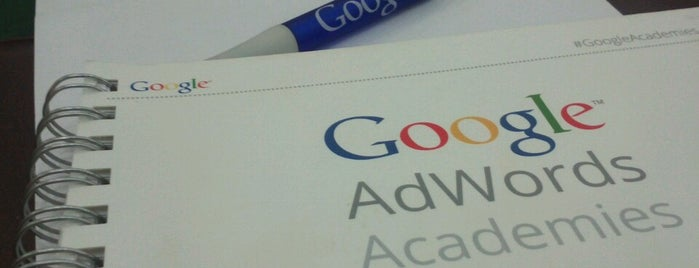 Google Adwords Academies Hotel Metropolitano Reina Victoria is one of Publicidad y RR. PP..