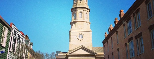 St. Philip's Church is one of Charleston, SC #visitUS.