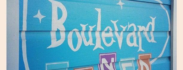 Boulevard Diner is one of food!.
