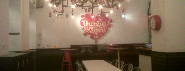 Burger & Love is one of StreetFood.