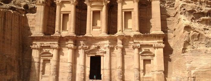 Petra is one of Bucket List ☺.