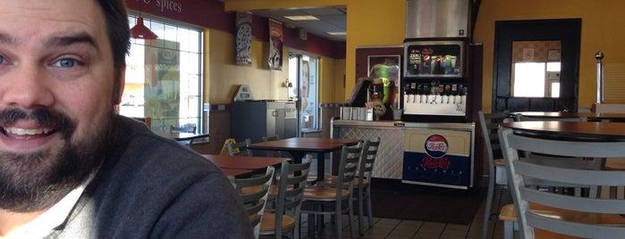 KFC is one of Ephrata; PA.