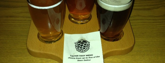 Double Mountain Brewery & Taproom is one of Mt. Hood/The Gorge Can't-Miss Foodie Finds.