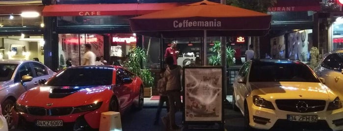 Coffeemania is one of İstanbul 2.