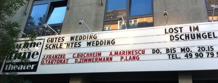 Prime Time Theater is one of Wedding / Gesundbrunnen.