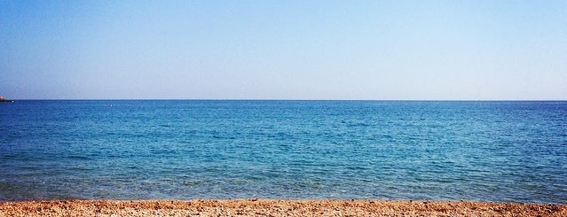 Gran Beach is one of Playas.