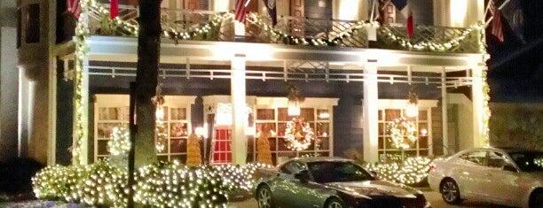 Inn at Little Washington is one of 100 Very Best Restaurants - 2012.