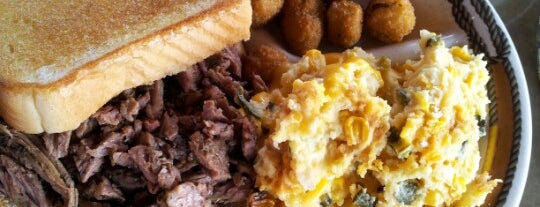 Mike Anderson's BBQ House is one of Dallas Barbecue.
