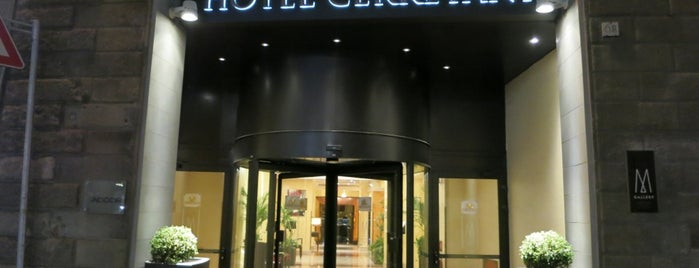 Cerretani Firenze - MGallery by Sofitel is one of km.