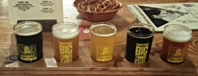 Big Wood Brewery is one of Minneapolis-St. Paul Tap Room Directory.