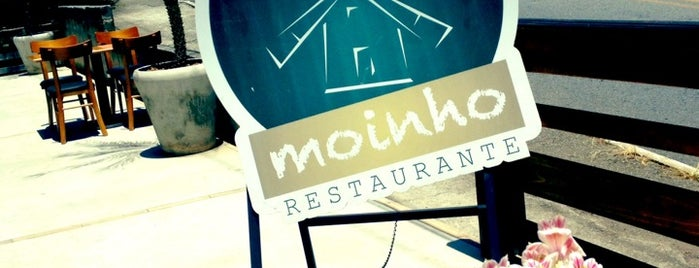 Moinho Restaurante is one of Taubaté.