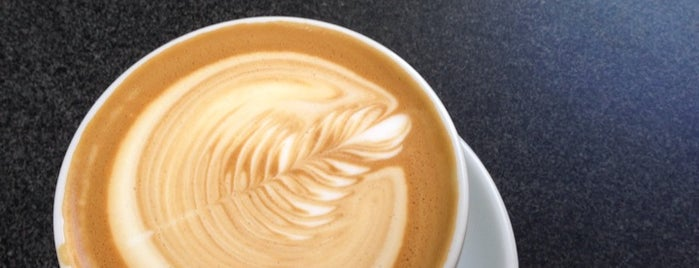 Paramo Coffee Roasters is one of SF Coffee.