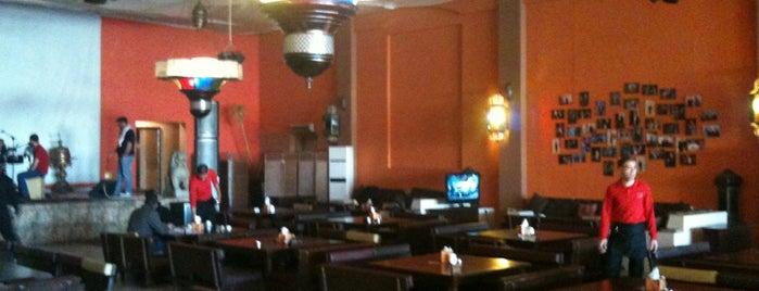 JBC Café is one of Amman.