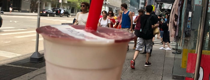 Gong Cha is one of The 15 Best Places for Pearls in New York City.