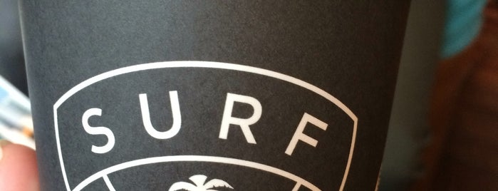 Surf Coffee is one of msk.