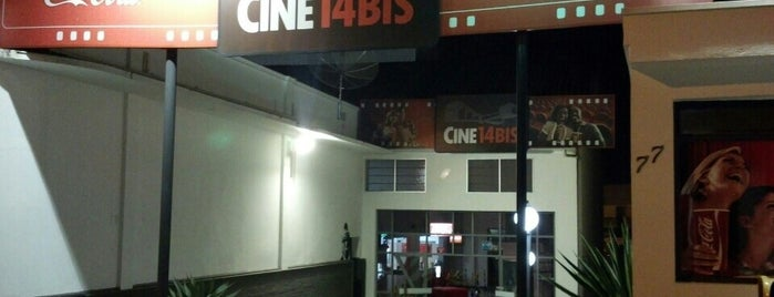 Cine 14 Bis is one of Lugares favoritos.
