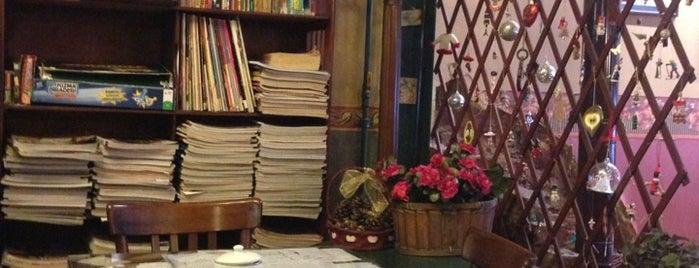 Mozaik Cafe & Restaurant is one of Kahve-altı.