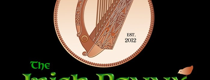 The Irish Penny Pub & Grill is one of Salisbury.