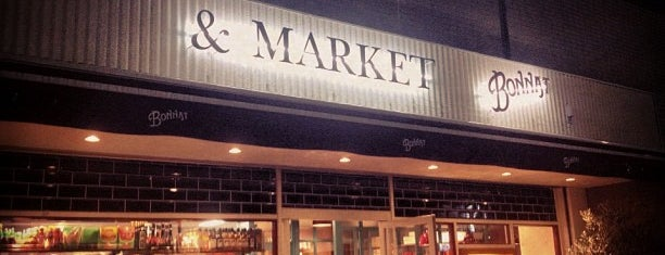 & Market is one of favorite places♪.