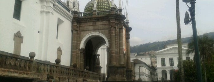 Catedral Metropolitana is one of Things To Do In Ecuador.