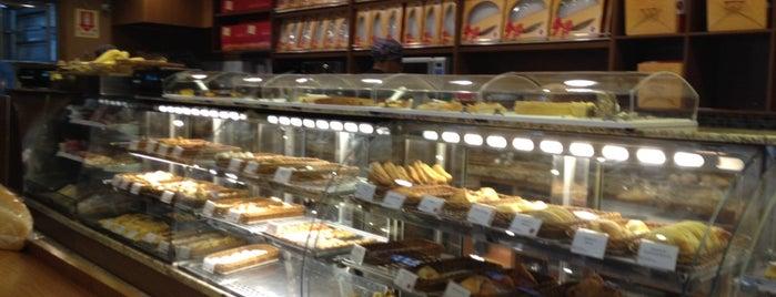 Padaria e Confeitaria Dalmás is one of Cafet./Padarias/Sorveterias.