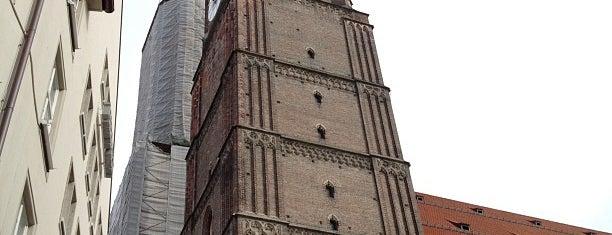 Dom zu Unserer Lieben Frau (Frauenkirche) is one of StorefrontSticker #4sqCities: Munich.