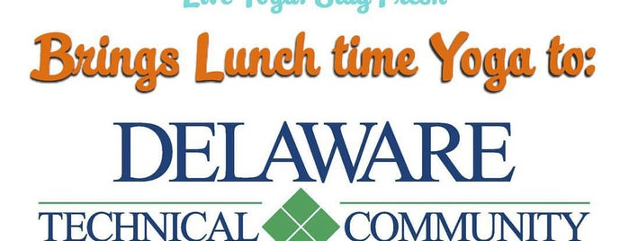 Delaware Technical & Community College - Stanton Campus is one of Been there / &0r Go there.