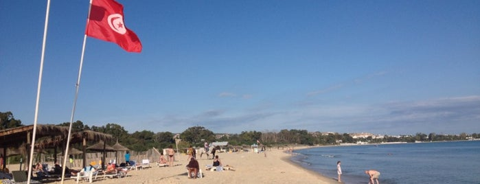 Miramar Beach is one of plages.