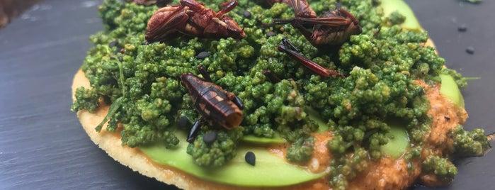 Nómada: Cocina de Interpretación is one of To try.