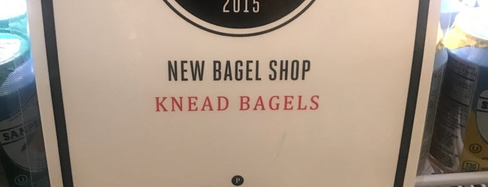 Knead Bagels is one of The 15 Best Places for Bagels in Philadelphia.