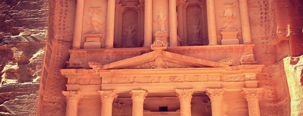The Treasury is one of Bucket List ☺.