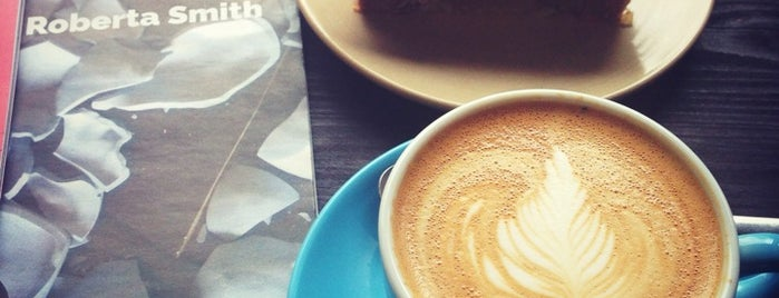 Caffeine & Co. is one of Top Coffee Joints.