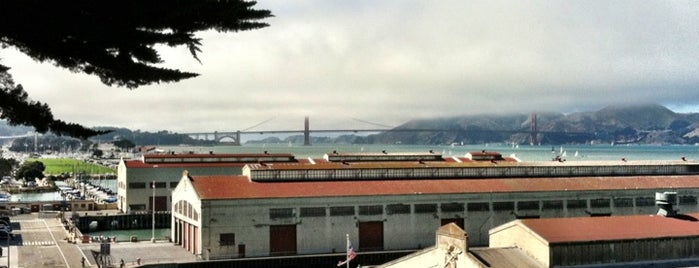 Fort Mason is one of Eat, Drink & Enjoy San Francisco.