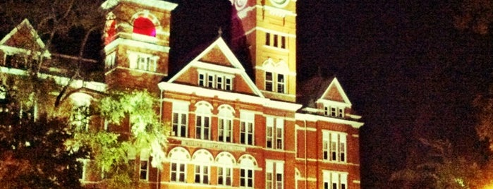 Auburn University is one of NCAA Division I FBS Football Schools.