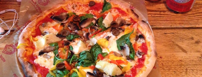 Pizza Union is one of The 15 Best Places with Gluten-Free Food in London.