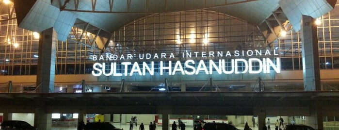 Sultan Hasanuddin International Airport (UPG) is one of Free WiFi Airports.