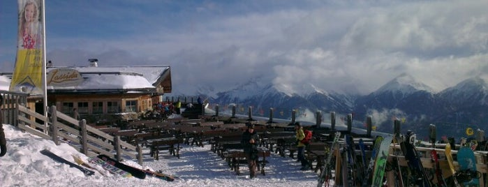 Restaurant Lassida is one of Ski.