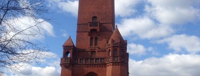 Restaurant Grunewaldturm is one of BERLIN ist entspannt.