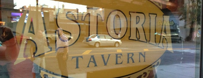 Astoria Tavern is one of Favourite Astoria Spots.